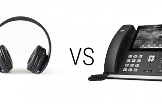 headset vs handset